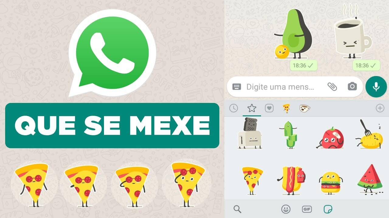 maxresdefault - Truque do WhatsApp: como baixar e enviar adesivos animados no aplicativo